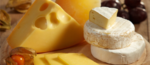 Cheese from around the world